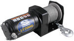 Superwinch LT2000 Electric Utility Winch, 2,000 lbs