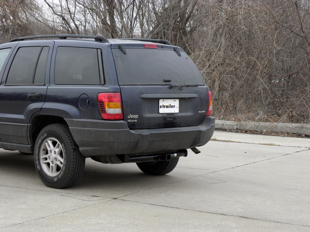 Curt Trailer Hitch For Jeep Grand Cherokee 2004