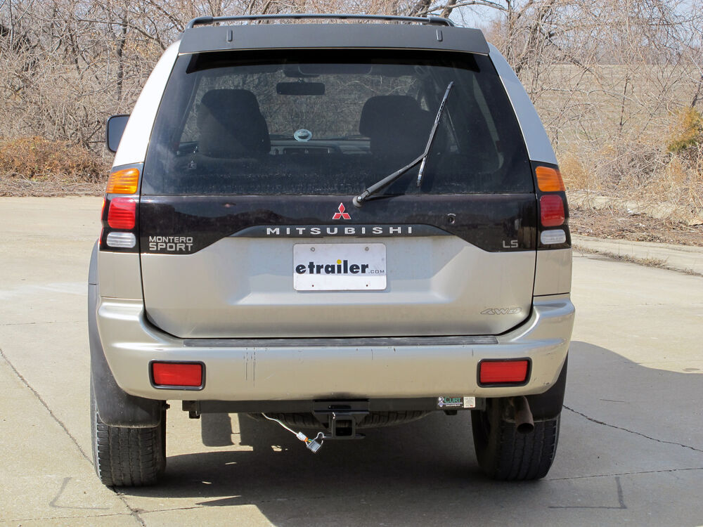 2002 Mitsubishi Montero Sport Parts submited images.