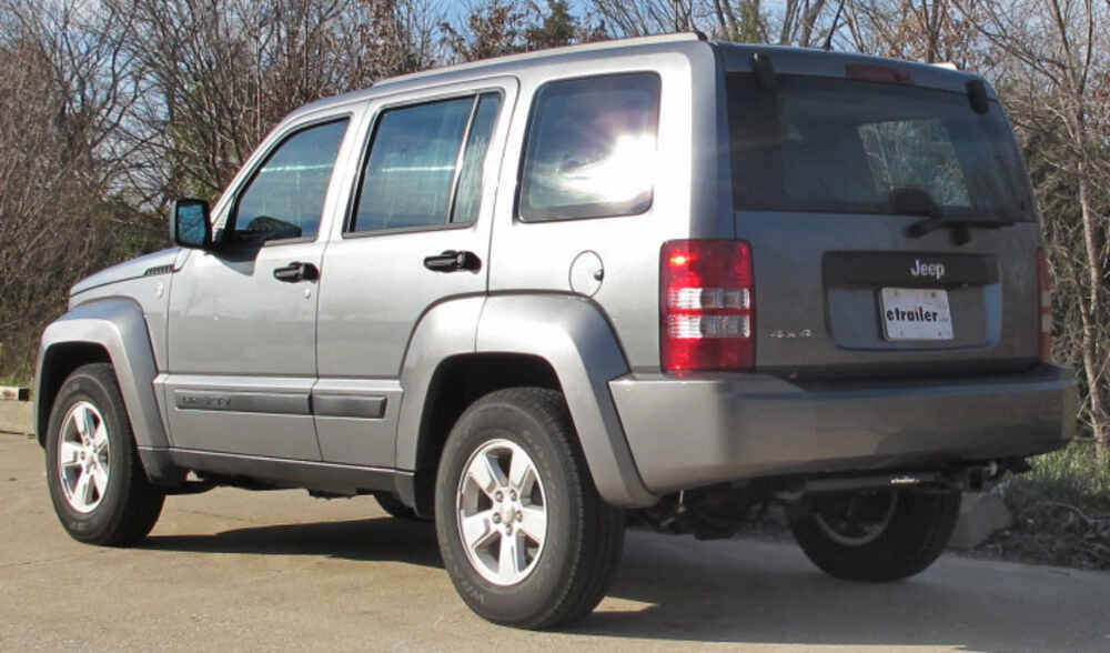 trailer hitch for 2012 jeep liberty curt 13245. Black Bedroom Furniture Sets. Home Design Ideas
