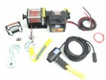 Superwinch GP3000 General Purpose Utility Trailer Winch, 3K