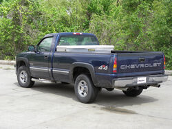 2001 chevrolet silverado trailer hitch. Black Bedroom Furniture Sets. Home Design Ideas