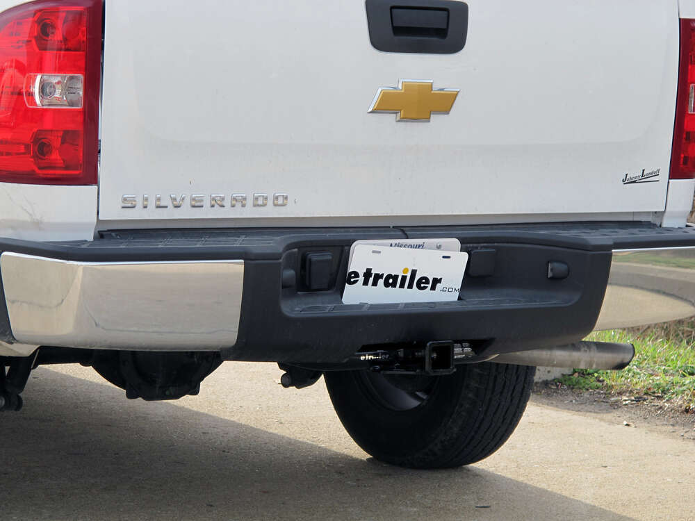Curt Trailer Hitch For Chevrolet Silverado 2011