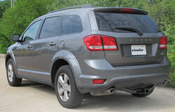 2012 Dodge Journey Towing Capacity