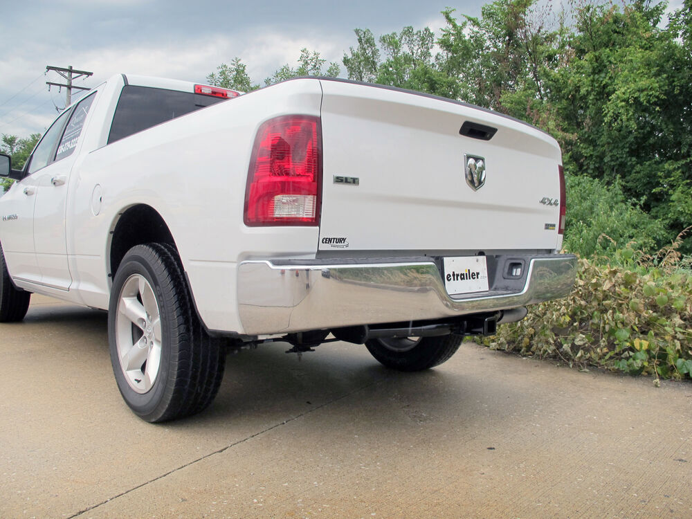 Curt Trailer Hitch For Dodge Ram Pickup 2011