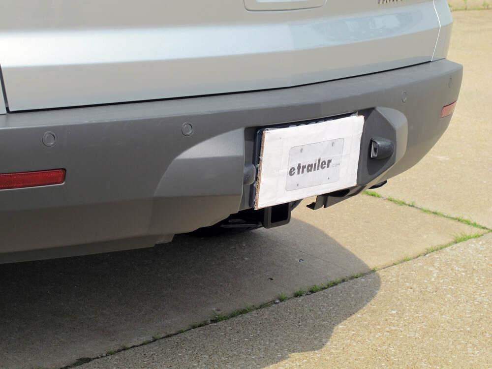 2011 chevrolet traverse trailer wiring etrailercom