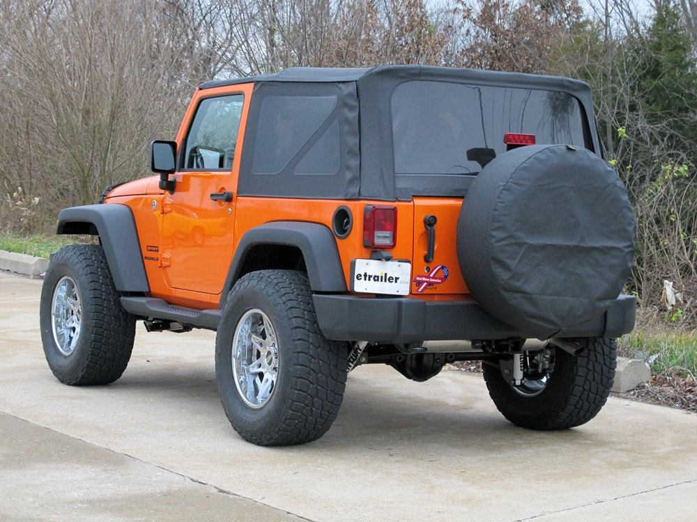 Trailer Hitch For 2012 Jeep Wrangler