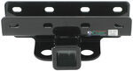 Curt 2010 Jeep Wrangler Unlimited Trailer Hitch