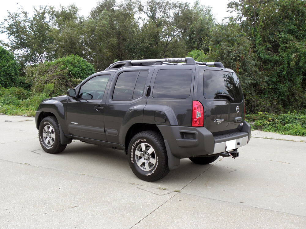 curt trailer hitch for nissan xterra 2010 13514. Black Bedroom Furniture Sets. Home Design Ideas