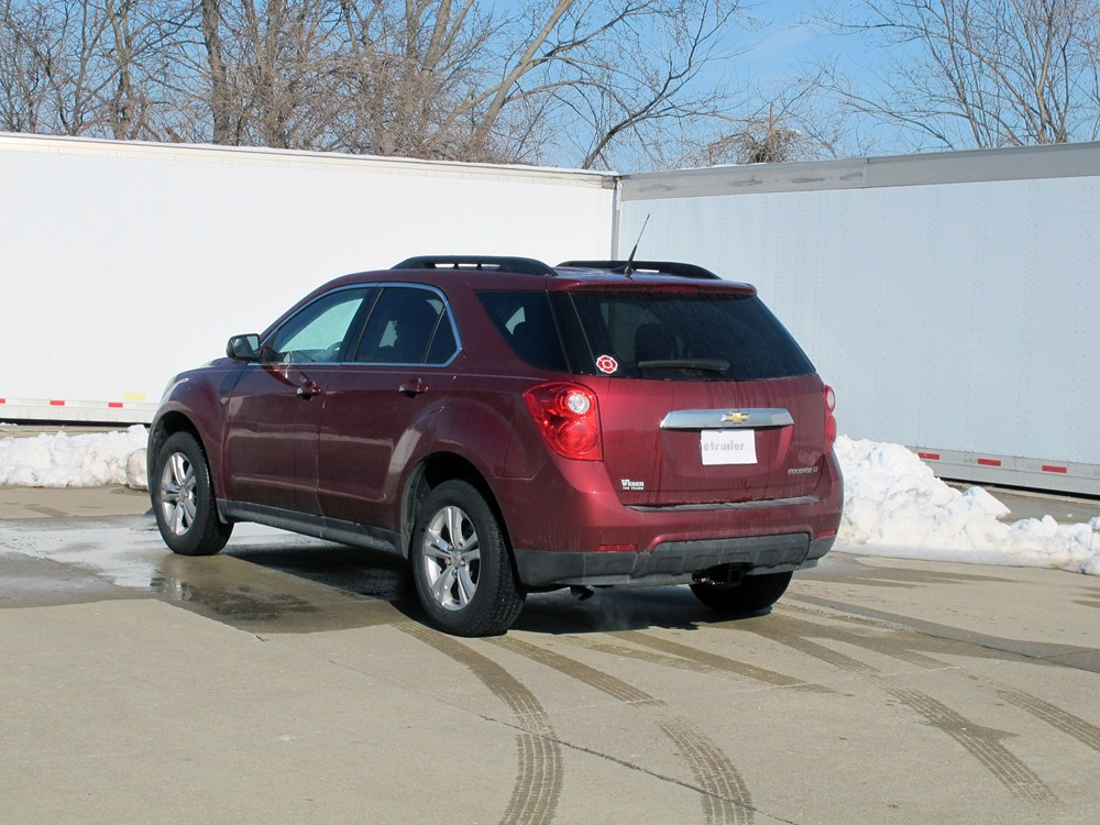 trailer hitch for 2012 chevrolet equinox curt 13591. Black Bedroom Furniture Sets. Home Design Ideas