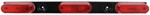 Peterson Thin-Line Red Identification Light Bar, 136-3R