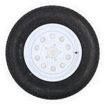 "ST205/75-R15 Radial Trailer Tire with 15"" Steel Mod Wheel - 5 on 4-1/2 - Load Range C"