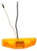 Peterson Piranha LED Trailer Clearance Light, 2 Diode - Amber