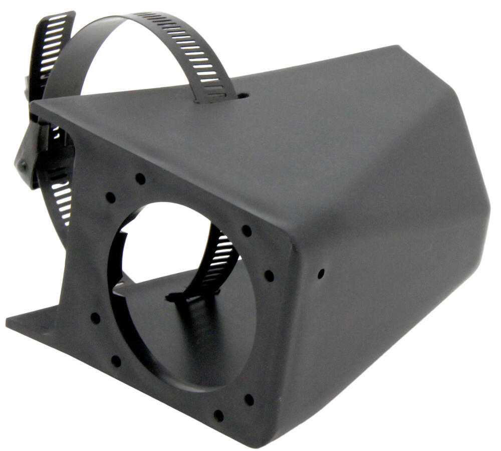 6 And 7 Way Trailer Connector Mounting Box 2 1 2 Quot Draw
