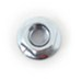 Zinc Plated Hex Flange Nut - M6