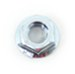 Zinc Plated Hex Flange Nut - M8