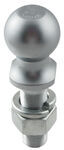 "Hitch Ball with 1-7/8"" Diameter and Long Shank, 2,000 lbs GTW - Chrome"