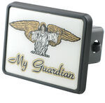 "Guardian Angel Trailer Hitch Receiver Cover for 2"" Hitches"