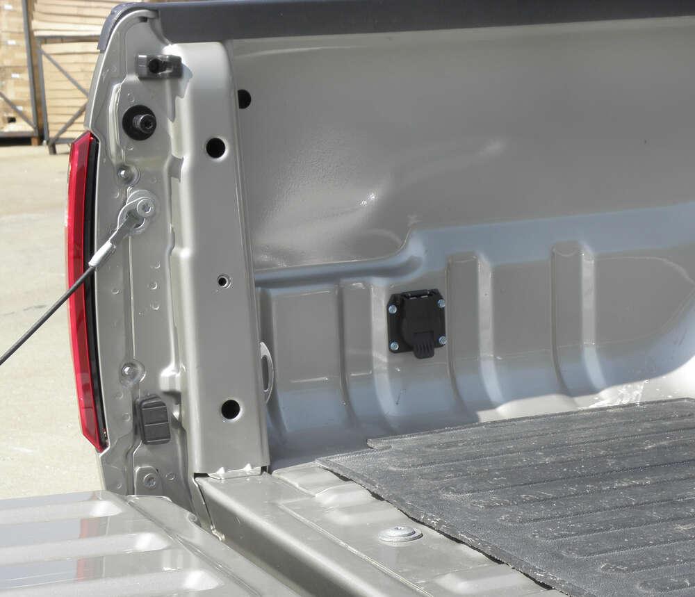 2005 Dodge Ram Pickup Drawtite Fifth Wheel And Gooseneck Wiring