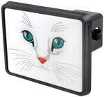 "Kitty Cat Trailer Hitch Receiver Cover for 2"" Hitches"