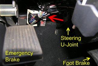 tekonsha p3 proportional brake controller with dodge. Black Bedroom Furniture Sets. Home Design Ideas