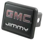 "GMC Jimmy Trailer Hitch Receiver Cover for 2"" Trailer Hitches"