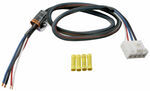 Tow Ready Wiring Adapter for Electric Brake Controllers - Dodge