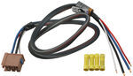 Tow Ready Wiring Adapter for Electric Brake Controllers - Chevy and Cadillac