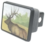 "Elk Trailer Hitch Receiver Cover for 2"" Trailer Hitches"