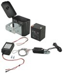 Tekonsha Breakaway Kit with Charger, Clamp On