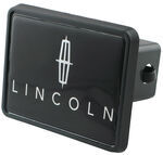 "Lincoln Trailer Hitch Receiver Cover for 2"" Hitches"