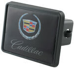 "Cadillac Trailer Hitch Receiver Cover for 2"" Hitches"
