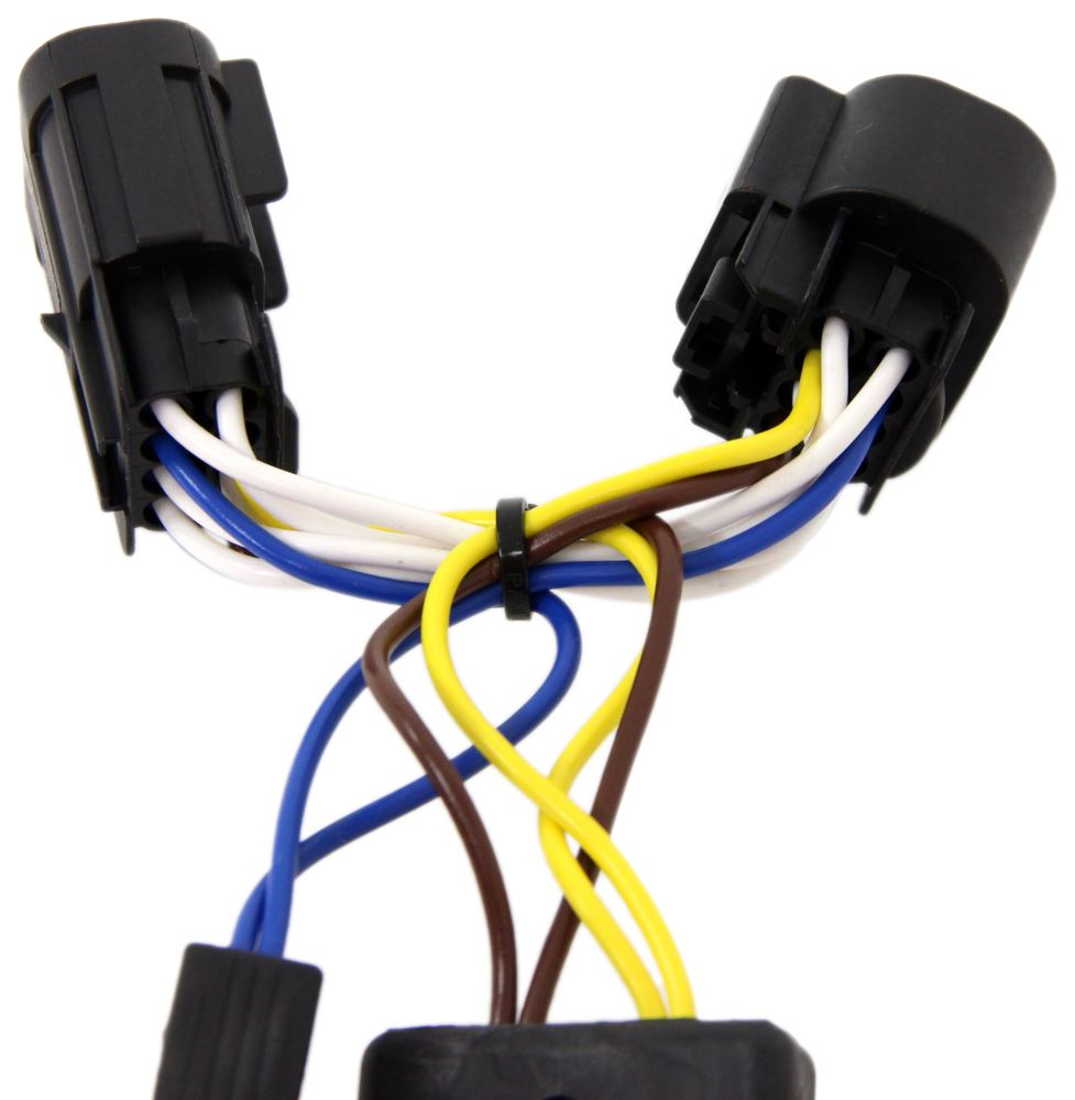 Factory Wiring Harness Replacement : Tekonsha replacement oem tow package wiring harness way