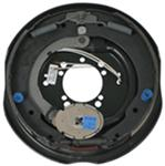 "12"" Electric Brake Assembly, LH - 6,000 lbs"