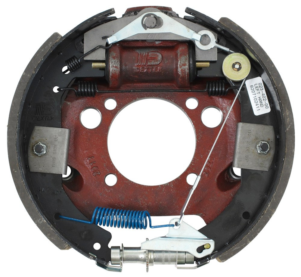 Dexter Hydraulic Drum Brake Assembly Duo Servo 12 1 4