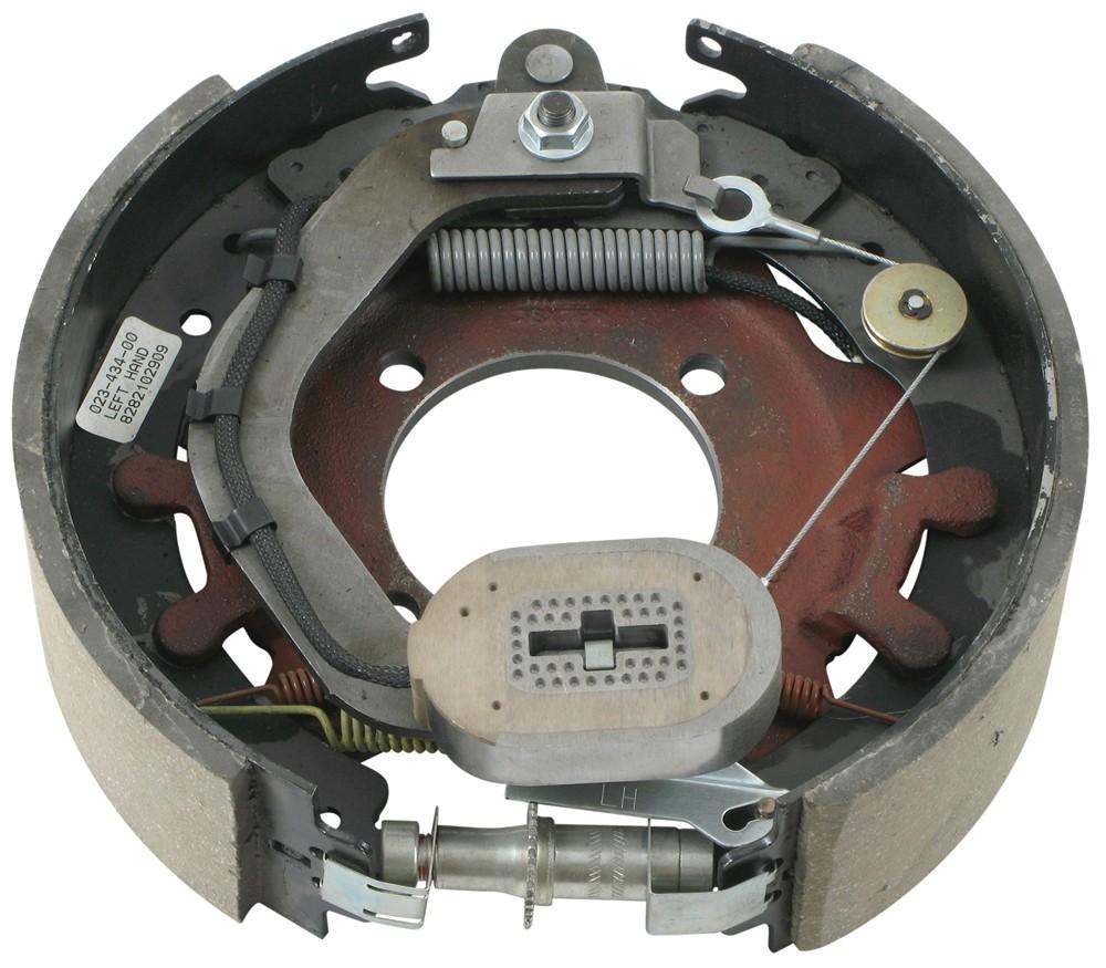 Dexter electric brake assembly lh 12 1 4 quot x 3 3 8 quot dexter trailer brakes 23 434