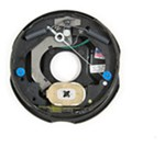 "10"" Nev-R-Adjust Electric Brake Assembly for 3.5K Axles - LH"