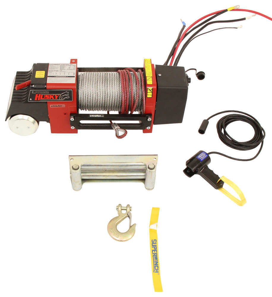 28   husky winch wiring diagram
