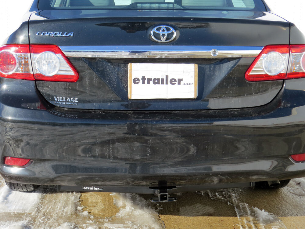 Draw-tite Trailer Hitch For Toyota Corolla 2011