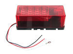 "LED Waterproof Over 80"" 3x8 Low Profile Tail Lights - Passenger Side"