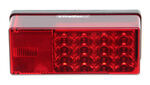 "LED Waterproof Over 80"" 3x8 Low Profile Tail Lights - Driver Side"
