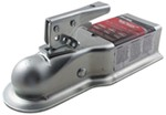"Trailer Coupler 2"" Ball 2-1/2"" Channel Tongue (3,000 lbs)"