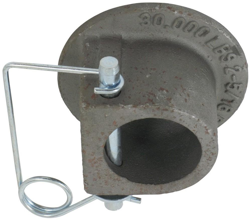 Gooseneck Hitch Coupler : Quot gooseneck coupler head with lock pin