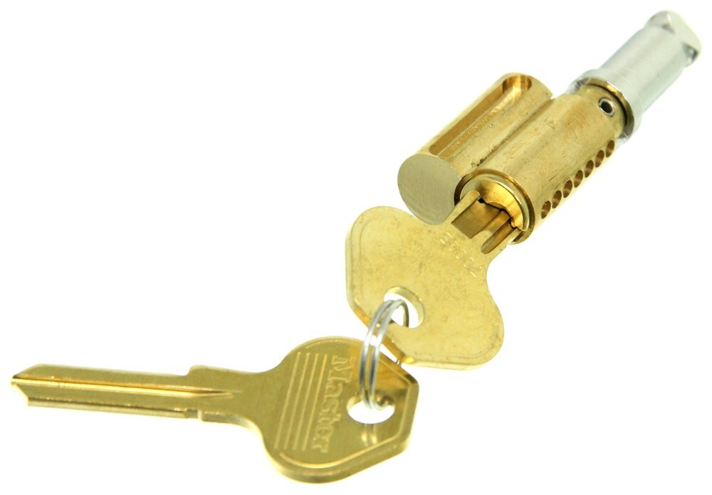 replacement masterlock lock core and 2 keys for 6270 and 6271 padlocks master lock accessories. Black Bedroom Furniture Sets. Home Design Ideas