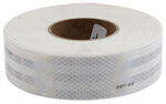 White Conspicuity Tape, 150' Roll