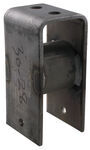 "Rear Hanger for 2"" Wide Slipper Springs - 5-1/4"" Tall - 5/16"" Bolt Hole"