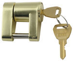Trailer Coupler Lock - Butterfly Style