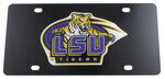 Louisiana State University License Plate- LSU Tiger