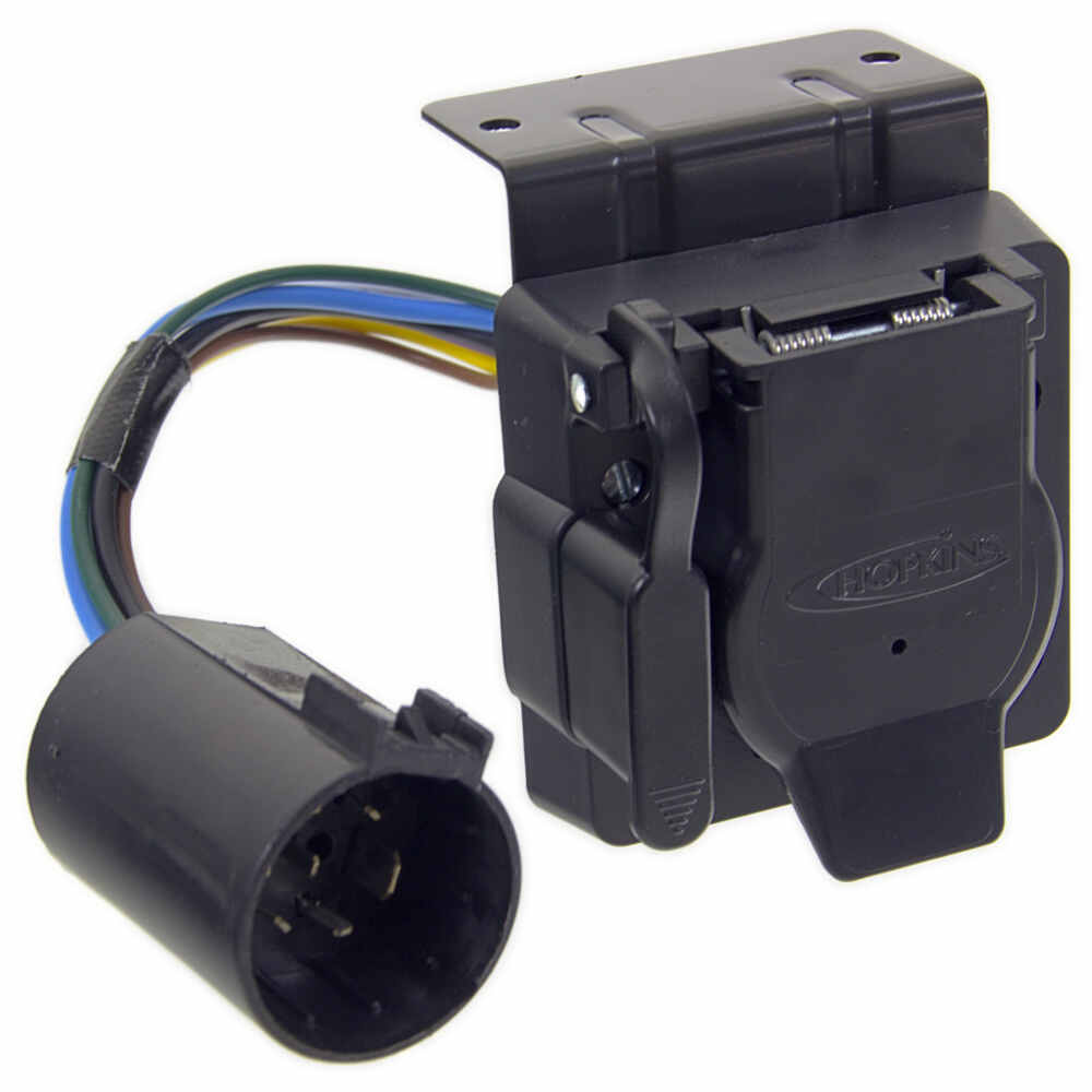 replacement multi tow 7 way and 4 way trailer connectors