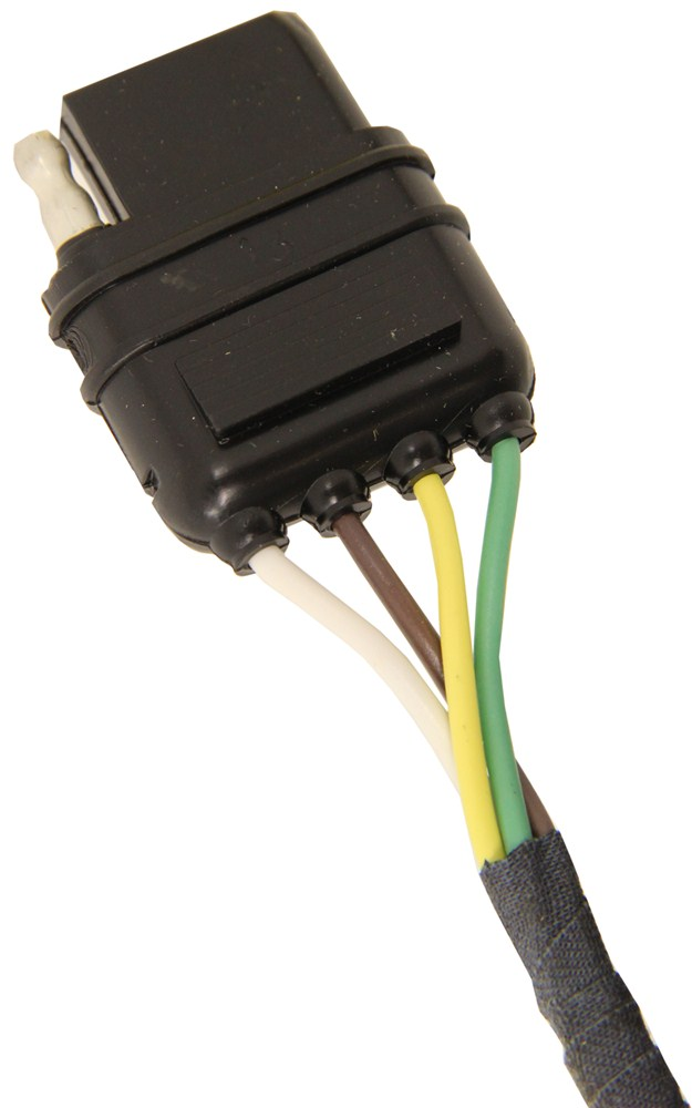 Trailer Wiring Harness For Toyota Land Cruiser : Hopkins custom fit vehicle wiring for toyota land cruiser